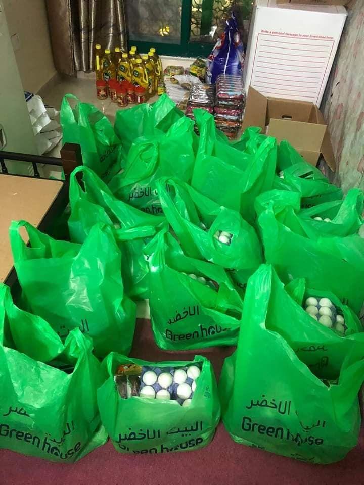 Filipino helping coronavirus victims