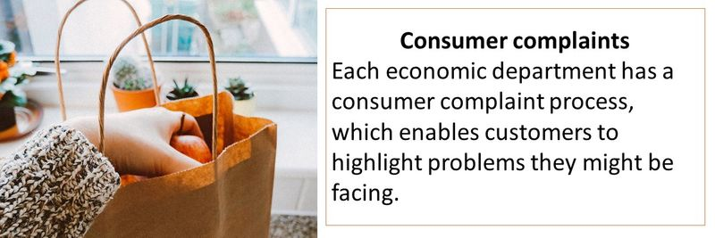 Grocery app complaint 1-10