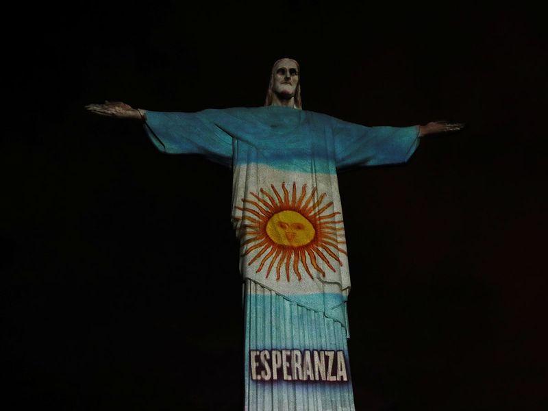 HEALTH-CORONAVIRUS-EASTER-BRAZIL