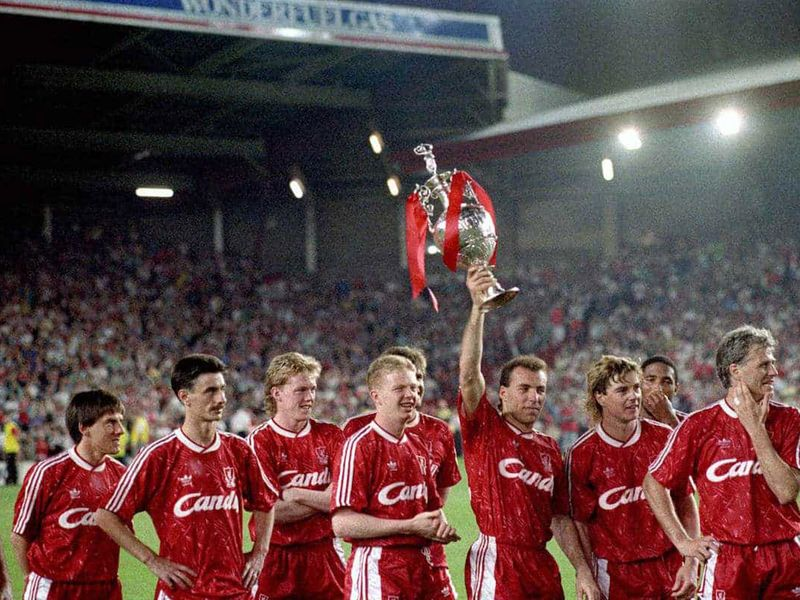 You have to go back to 1989-90 for Liverpool's last triumph — a nine-point success over second-placed Aston Villa — and a whole new generation of Anfield supporters have grown up since those dark days, when the Reds were a tainted bunch. They were seen as thugs and hooligans at home and abroad for their part in the Heysel disaster in 1985, which left 39 fans — mostly from Juventus — dead, and English clubs banned from European competition for five years.