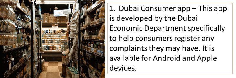 grocery app complaint 17