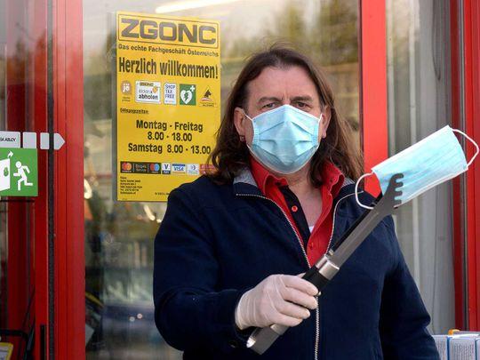 Austria open shop coronavirus