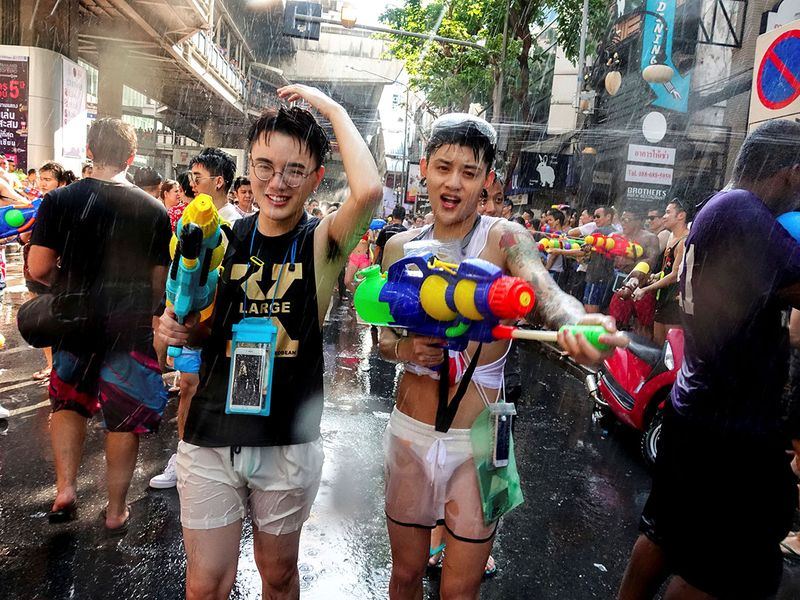 CORONAVIRUS-THAILAND-FESTIVAL