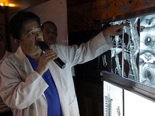 Dr Roberto Anastacio