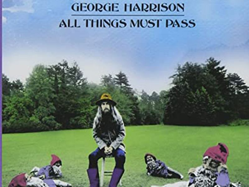 All Things Must Pass – George Harrison