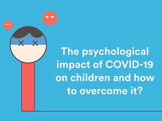 DHA issues advice on how to help children with coronavrus stress