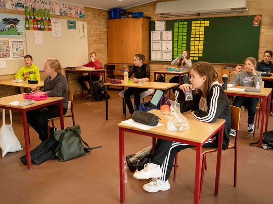 COVID-19: Denmark reopens schools as UN calls for gradual ...