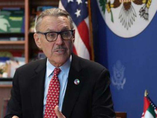 John Rakolta, US Ambassador to the UAE