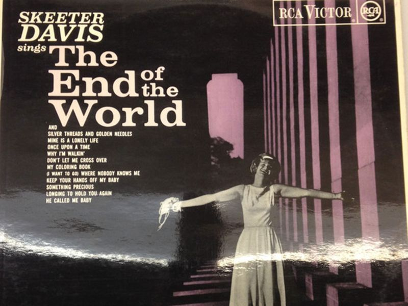 The End of the World – Skeeter Davis
