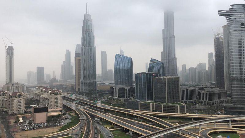 UAE Rain