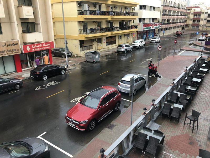 UAE rains