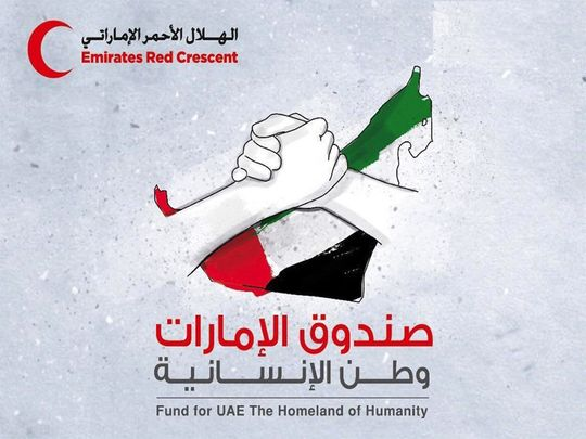 DDF Donates AED7 Million  Fund for UAE-1587024323287