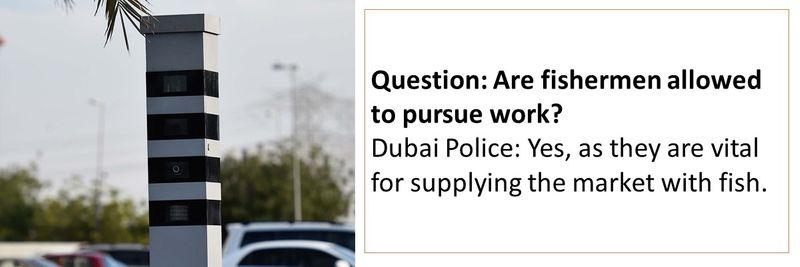 Dubai Police FAQ 1-10