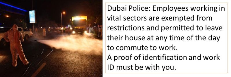 Dubai Police FAQ 11-20