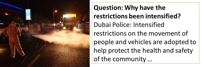 Dubai Police FAQs 51-60