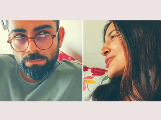 Anushka Sharma uploaded the video on April 17, which went viral on social media