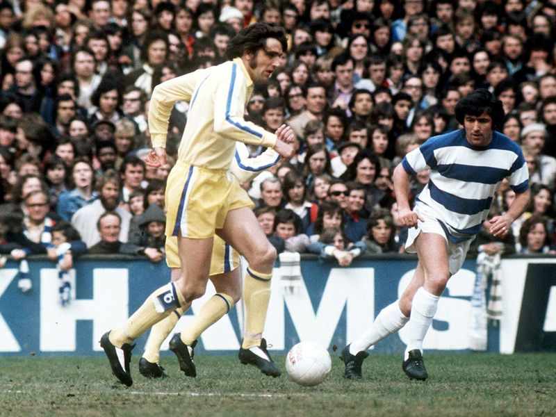 Leeds United legend Norman Hunter