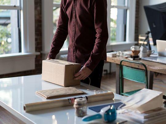 Parcel mail