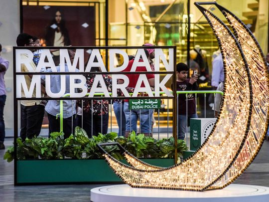 UAE announced: Ramadan 2020 starts Friday, April 24 | Uae – Gulf News