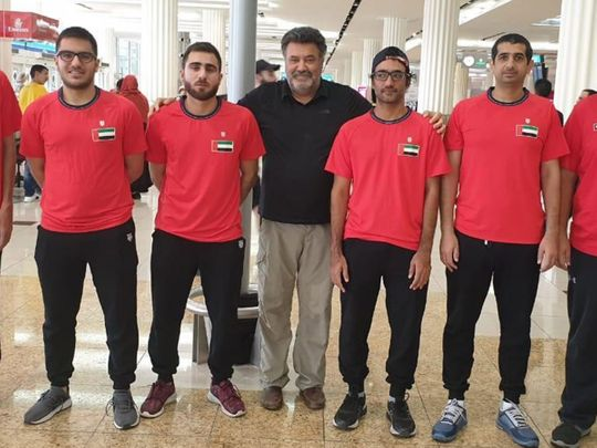The next assignment before the UAE national team will be their Asia/Oceania Group IV Davis Cup encounter in Ashgabat, Turkmenistan.