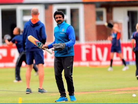 Biju George is regarded as one of the best fielding coaches in the world