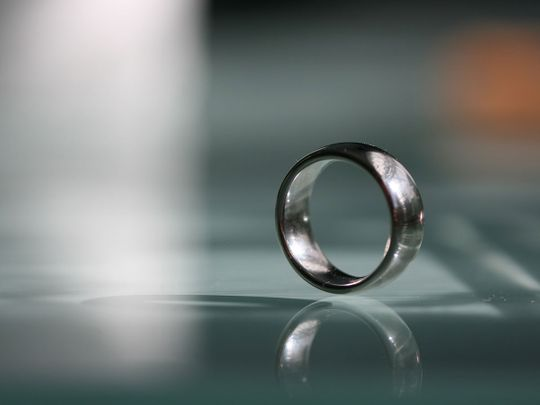 Silver ring, generic