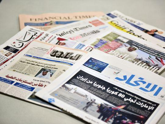 UAE media