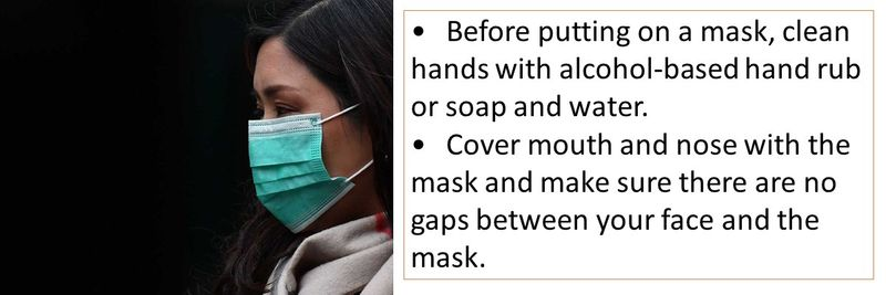 Face masks 11-16