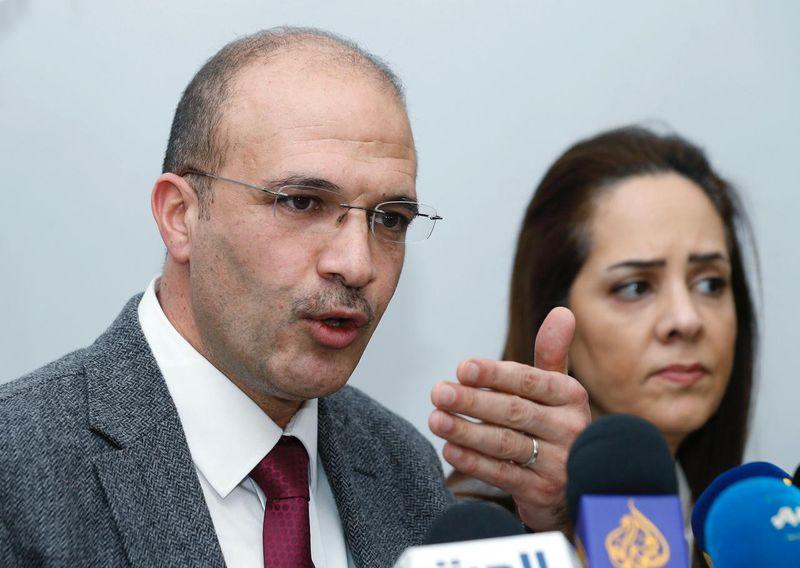 REG 200421 LEBANON Health Minister Hamad Hassan-1587461419953