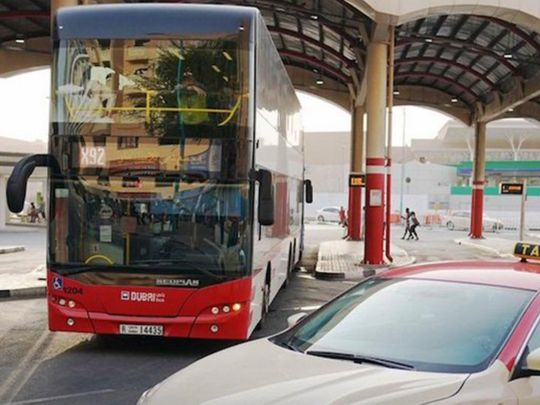 RTA allocates 15 buses, 40 taxis for coronavirus patient transportation