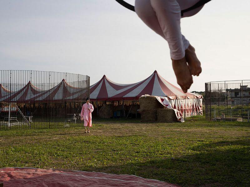 Virus_Outbreak_Italy_Circus_Photo_Gallery_13778