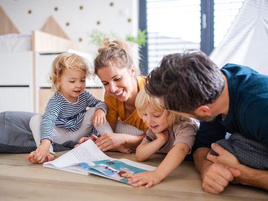 BC family reading
