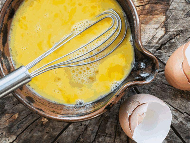 Eggs, Suhoor
