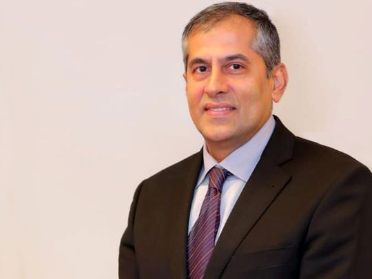 Indian Ambassador to the UAE Pavan Kapoor