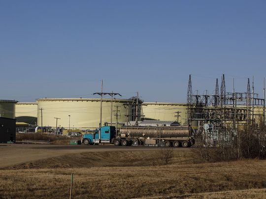 Oil storage