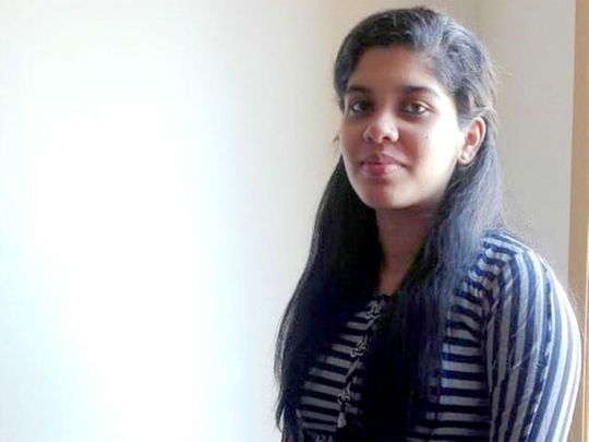Pregnant Athira Geetha Sreedharan, 27, from Kerala, filed a writ petition seeking help to return to her home country