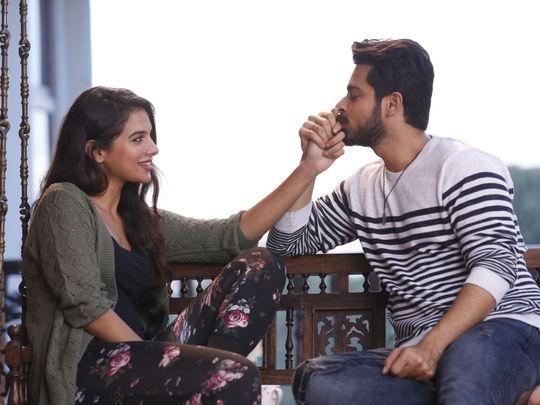 Tanya Hope and Harish Kalyan in Dharala Prabhu-1587533020806