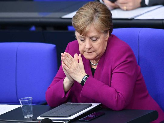 german chancellor angela merkel - photo #22