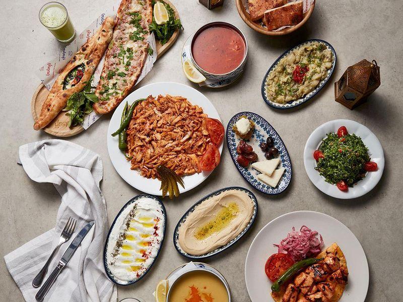 Iftar at Babaji