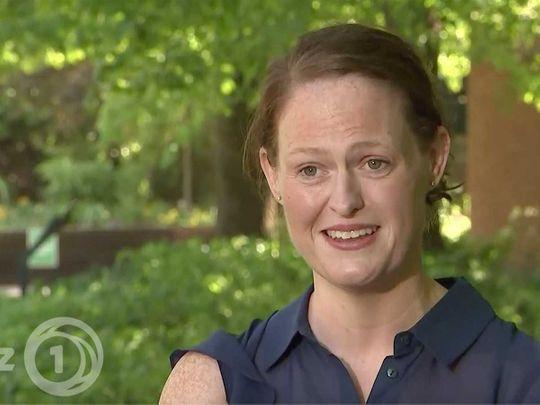 New Zealand nurse Jenny McGee