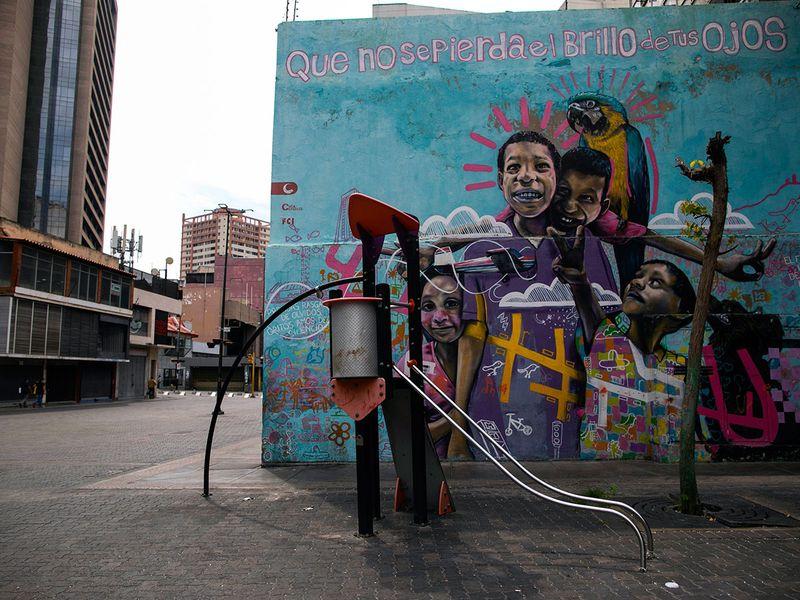 Playground Caracas, Venezuela