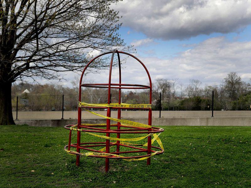 Playground St Louis
