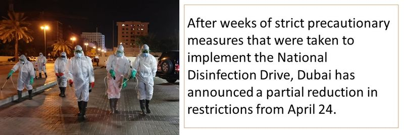 Dubai eases restrictions 1-20
