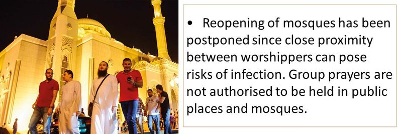 Dubai eases restrictions 41-57