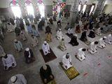 Pakistan Friday prayers Lahore