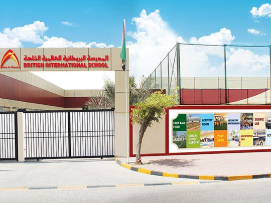 British International School Ajman