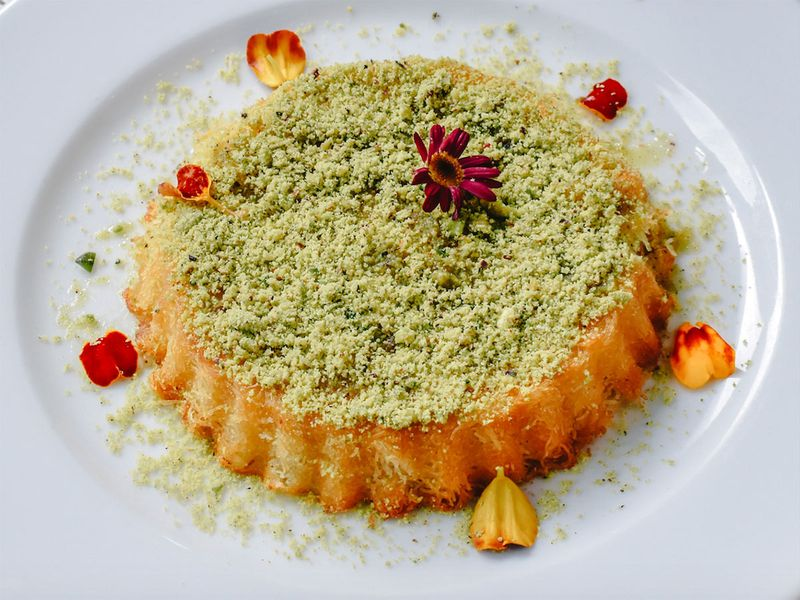 Kunafa from Couqley