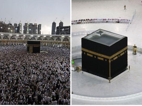 The grand mosque - Mecca