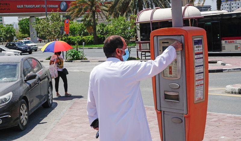 WEB 200426 DUBAI METRO BUS AND PARKING22-1587917960881