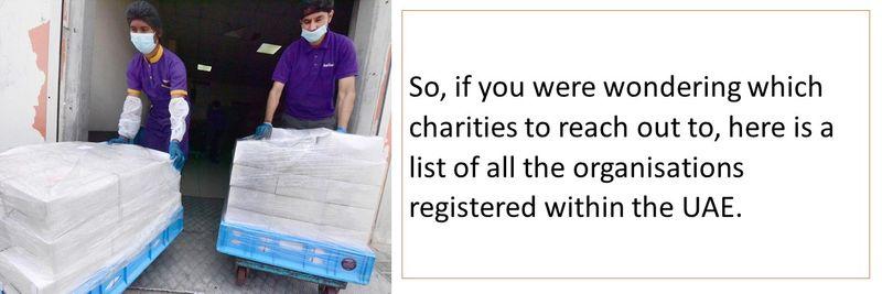 Ramadan donating food 1-10